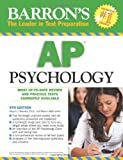 Barron's AP Psychology, Robert McEntarffer and Allyson J. Weseley, 0764140531