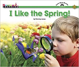 I Like the Spring! (Content-area Sight Word Readers)
