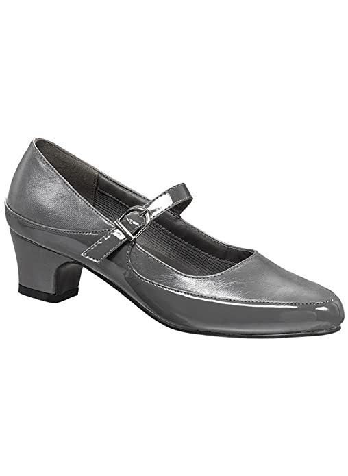 1940s Style Shoes Angel Steps City Street $32.99 AT vintagedancer.com