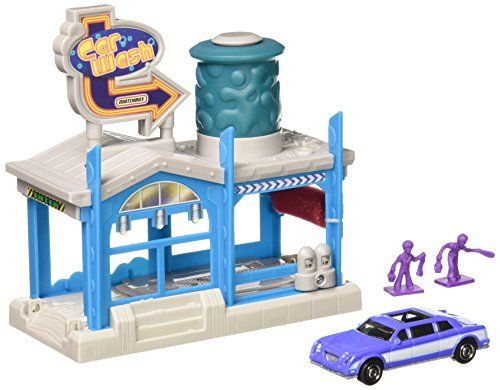 Matchbox Car Wash Toys Games Compare Prices At Nextag