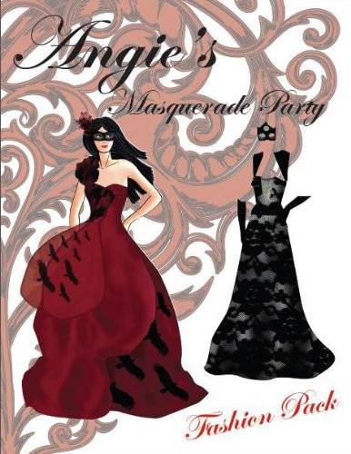 Angie's Masquerade Ball Fashion Pack ebook
