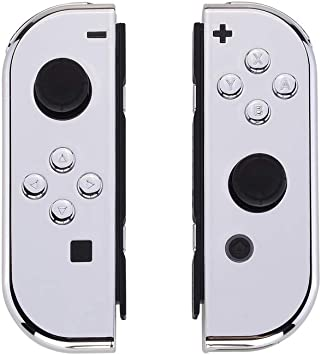 eXtremeRate Carcasa Joy-con para Nintendo Switch Funda de Agarre ...