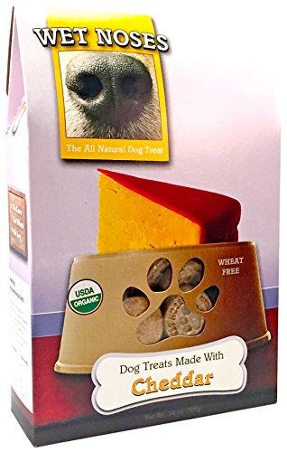 Wet Noses, Dog Treats, Cheddar, 14 Oz