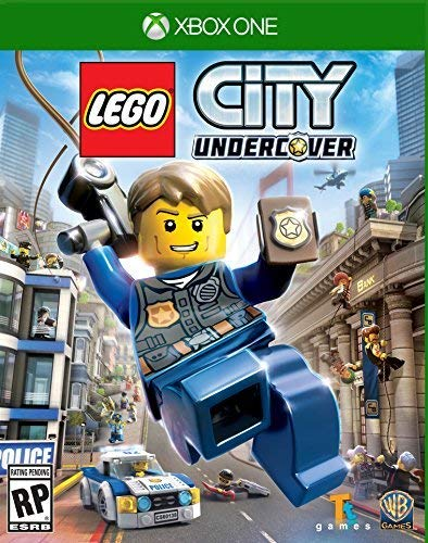 LEGO City Undercover - Xbox One (Lego City Undercover Game For Wii)