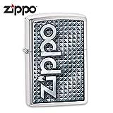 Chrome MARINES 3D Zippo Lighter w/USMC Emblem USA Made