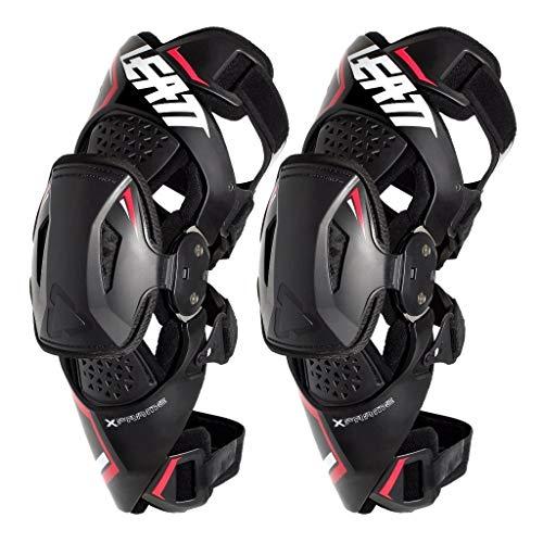 Motocross Knee Braces - Leatt X-Frame Knee Brace Set-L