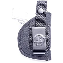 OUTBAGS USA NL32 Nylon IWB Conceal Carry & OWB Open Carry Combo Holster. Family owned & operated. Made in USA