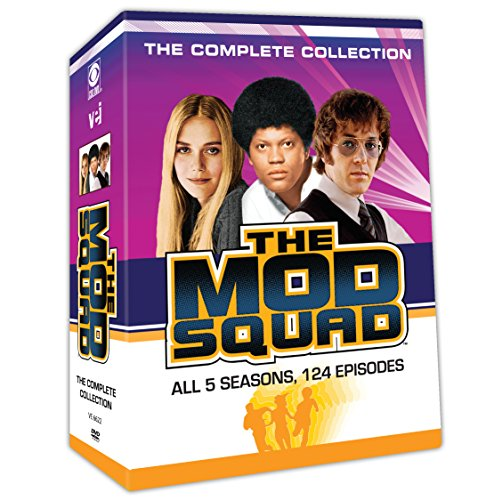 Mod Squad// Complete Collection/all 5 seasons,124 ()