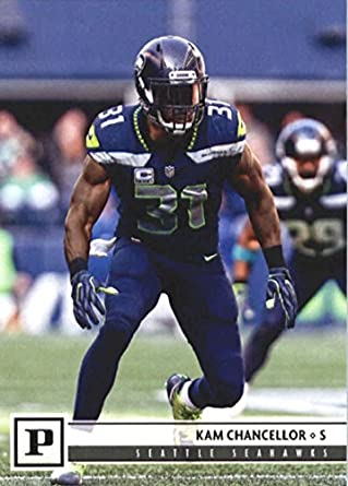 51c51533 Amazon.com: 2018 Panini NFL Football #269 Kam Chancellor Seattle ...