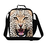 Generic Children Leapord Lunch Bags for School Fashion - Best Reviews Guide