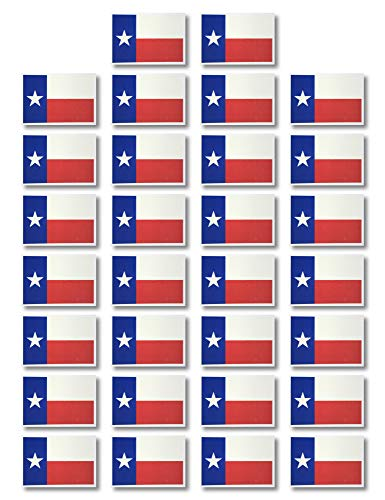- Fiomia Flag of Texas Temporary Tattoo Sticker Face Decal Body Glitter for Celebrations Ceremony Parades festivals of States Cities Civil Sports Games Universities Waterproof Removable 30Pcs