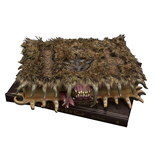 Harry Potter Book Of Monsters (Warner Bros. The Monster Book of Monsters Official Film Prop Replica)