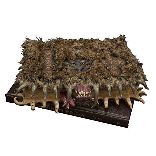 Harry Potter Prop Replicas (Warner Bros. The Monster Book of Monsters Official Film Prop Replica)