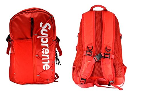 BRAND NEW SUPREME RED CLASSIC BACKPACK