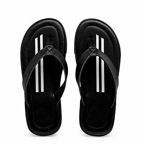 gomma in da con antiscivolo sandali uomo B Pantofole in inglese RBB stile e ciabatte spiaggia da OqHHtA