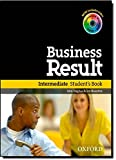 Business Result DVD Edition: Intermediate: Student's Book with DVD-ROM and Interactive or Online Workbook