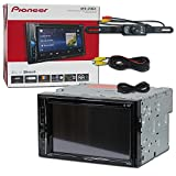 2018 Pioneer Car Audio Double Din 2DIN 6.2 Touchscreen DVD MP3 CD Stereo