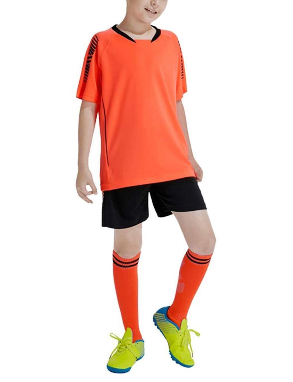AQWWHY Chándal de fútbol for niños Chándales for niños Uniformes ...