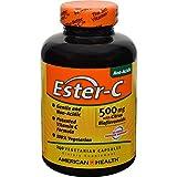 2Pack! American Health Ester-C with Citrus Bioflavonoids - 500 mg - 240 Vegetarian Capsules