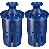 Brita Longlast - Lead Reduction - Replacement Filters for Pitchers and Dispensers - BPA Free - 2 Count