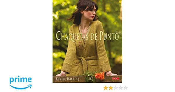 Chaquetas de punto: Amazon.es: Louisa Harding: Libros