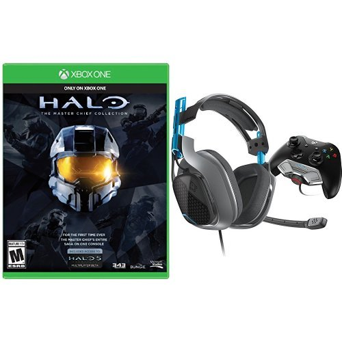Halo: The Master Chief Collection Plus ASTRO A40 Bundlex (Astro A40 Xbox One Halo)