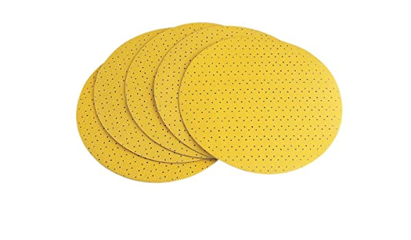 Flex Velcro Sanding Paper Perforated to Suit WS-702 80 Grit Pack of 25