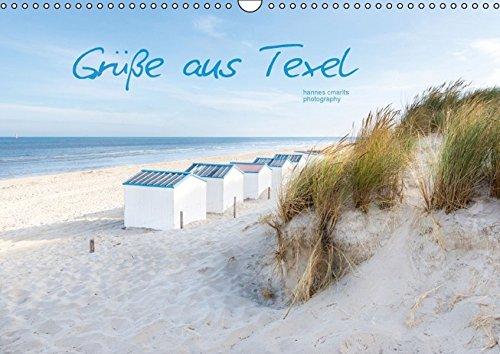 Grüße aus Texel (Wandkalender 2017 DIN A3 quer): Impressionen der Nordseeinsel Texel (Monatskalender, 14 Seiten) (CALVENDO Natur)