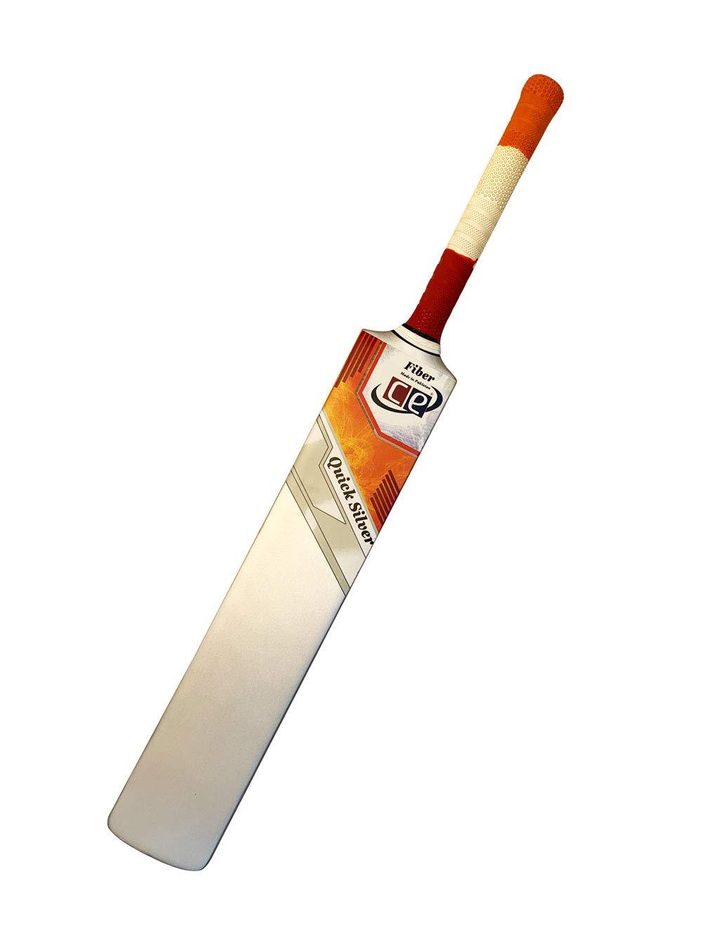 CE Fiber Glass Composite Light Weight 2 LBS Pounds Cricket Bat Full Size Short Handle
