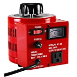 Parts Express 5A Variable Transformer AC Power