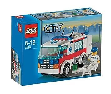 Lego Et De Construction City L'ambulanceJeux Jeu iukOZXP