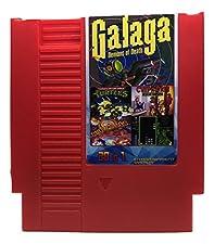 29 in 1 NES Game Cart Video Game Multi Super Games (Red Cartridge)