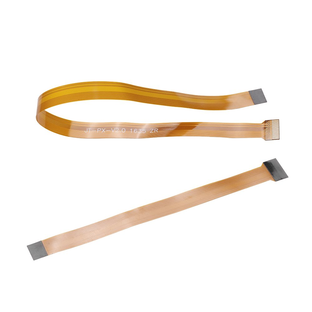 2pcs FFC Ribbon Cable 15cm&30cm Ultra-Thin Camera FFC Cable Specifically Designed for Raspberry Pi Zero/Zero W Wal front