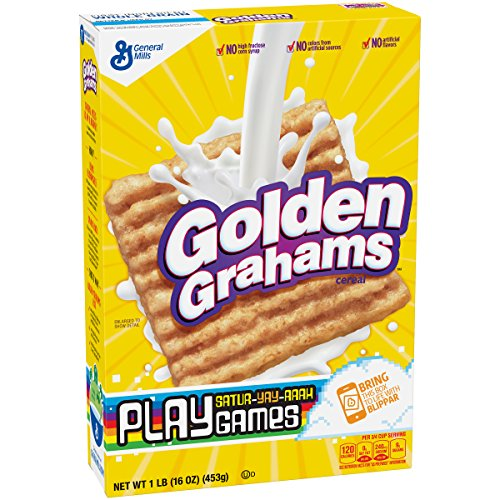 Golden Grahams Cereal - 16 (16 Ounce Grams)