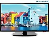 Intex LED-2205 55.88 cm (22 inches) Full HD LED TV (Black)