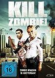 Kill Zombie [DVD] (2014) Yahya Gaier; Gigi Ravelli; Mimoun Ouled Radi; Sergio...