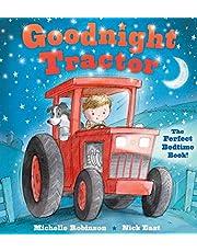 Goodnight Tractor (Goodnight Series)