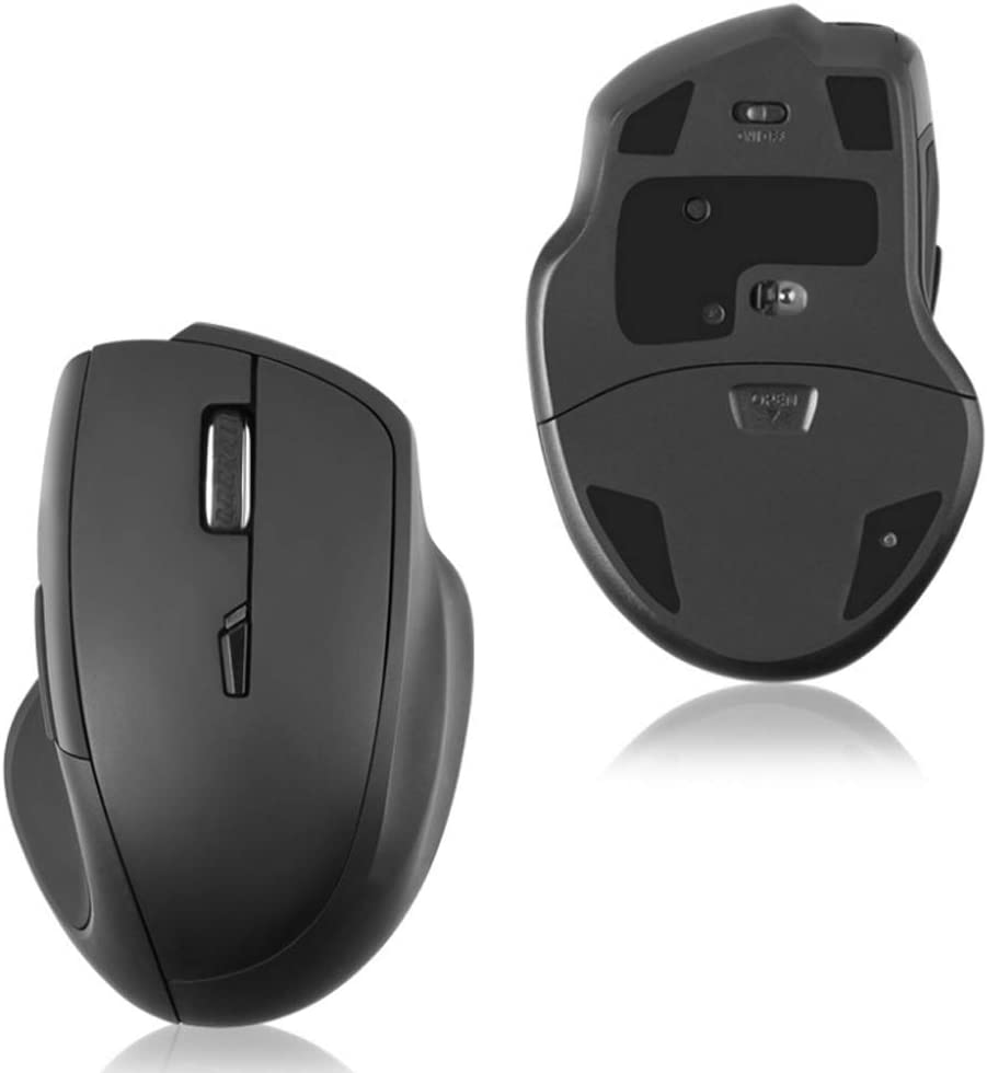 Voice Input Search Command Office Wireless Bluetooth Smart Mouse Intelligent Artificial Voice Recognition Typing Mouse 2.4GHz Wireless AI Smart Mouse Game use up to 28 Kinds