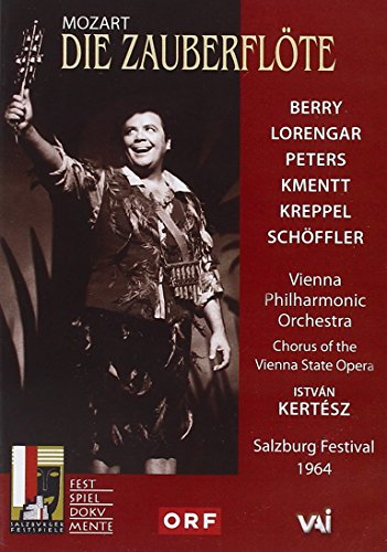 Mozart: Die Zauberflote (The Magic Flute) Magic Flute Vienna