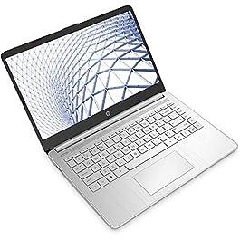 HP 14″ FHD IPS WLED-Backlit Laptop, 10th Gen Intel Core i3-1005G1 up to 3.4GHz, 8GB DDR4, 256GB PCIe NVMe SSD, 802.11ac, Bluetooth, Backlit Keyboard, HD Webcam, HD Audio, USB 3.1-C, HDMI, Windows 10