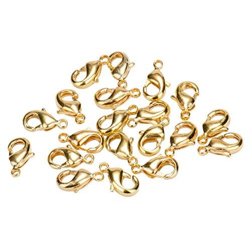 PandaHall Lobster 10x5x3mm Jewelry Findings
