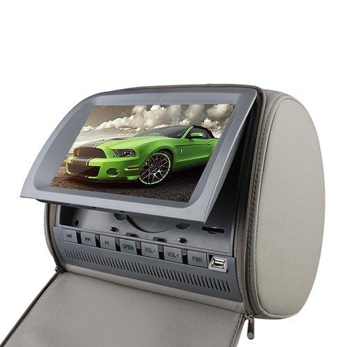 lecteur dvd de voiture appui t te 9 pouces 800 x 480 jeux. Black Bedroom Furniture Sets. Home Design Ideas