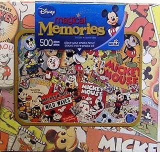 Magical Memories Puzzle Disney Frame Puzzle