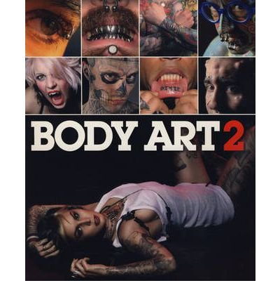 Body Art 2 (Paperback) - Common