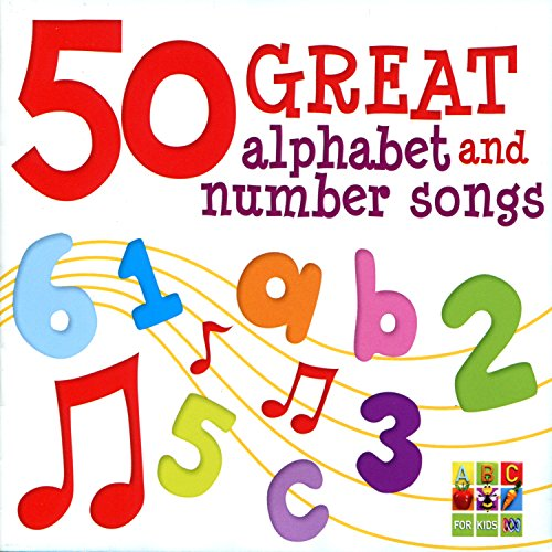 50 Great Alphabet & Number Songs (Alphabet Juice)