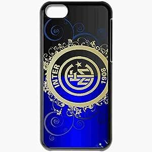 Personalized iPhone 5C Cell phone Case/Cover Skin 2013 unique internazionale milan Black