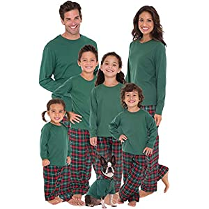 PajamaGram Family Pajamas Matching Sets – Matching Christmas PJs for Family