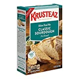 Krusteaz No Knead Classic Sourdough Artisan Bread Mix, 14-Ounce Boxes (Pack of 12)