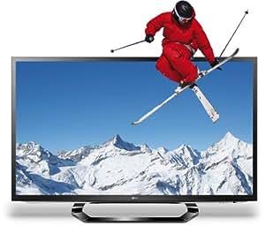 "LG 42LM620s - Televisor LED 3D de 42 "" 1080p, (Full HD, 400 Hz, CI+, DLNA), negro - 4 gafas Cinema 3D"