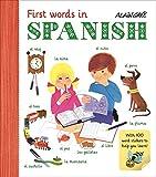 First Words in Spanish (Alain Grée)
